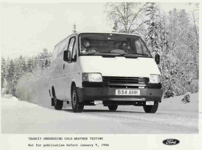 Ford Transit Forum • View topic - How many MK3's (1986 to