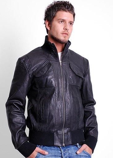Boys Faux Leather Jackets Burlington Free Shipping