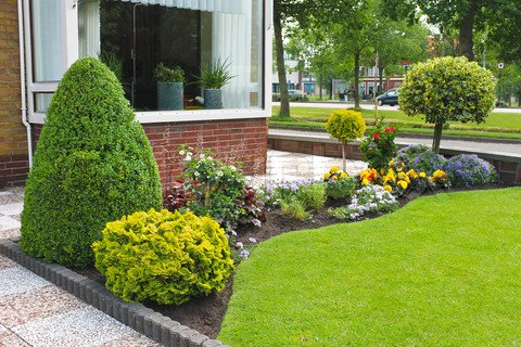 Flower Gardens Designs On Garden Design Ideas Flower Garden Designs Simple Garden Designs